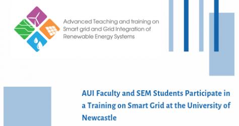 Training on Smart Grid